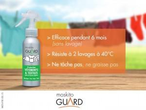 Moskito Guard spray textile